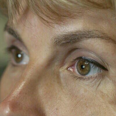 Перманентный макияж век, микроблейдинг век, татуаж стрелочки Санкт-Петербург